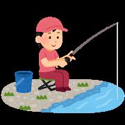 釣り人「朝早起きして何時間もジーッとしてるの楽しい!w」←これ闇深すぎるだろ…
